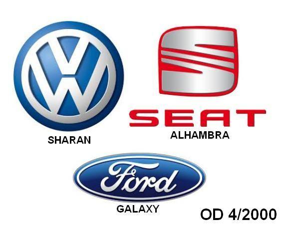 Rozšiřovací sada pro VW, Ford, Seat D5WZ, D5Z-F 240179 Eberspächer