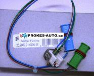 Kombinované čidlo Airtronic D2 / D4 252069010200 / MAN 252292 / 81.77907-0014 Eberspächer