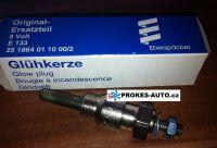 Žhavící svíčka 12V E133 Hydronic D5W D4W D3W