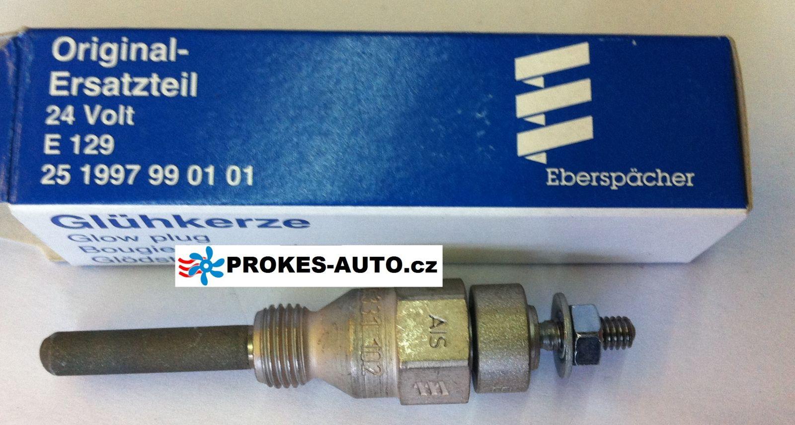 Žhavící svíčka E129 24V Hydronic 10 / D9W 251997990101 Eberspächer