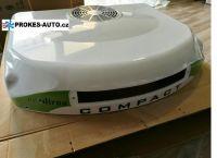2. Horní kryt klimatizace Dirna Bycool Compact 1,4kW