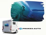 Samolepka SURFER 1 800 x 500 mm
