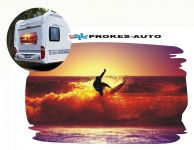 Samolepka SURFER2 800 x 500 mm