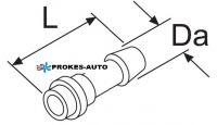 Připojení palivové hadice 6mm