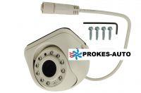 Kamera autobusová; objektiv 2,5mm; Hira-INV; PAL; nestandardní miniDIN-6
