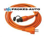DEFA připojovací kabel 2,5mm2 / 10 m