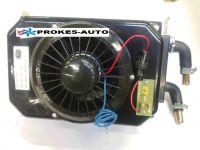 Teplovodní topení 3V2 pravé IVECO - KAROSA