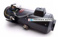 Topení naftové BRANO X7-1M 24V 8,2kW sada včetně ovladače