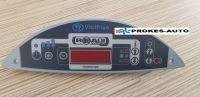 Ovládací panel Vitrifrigo Roadwind 3300T