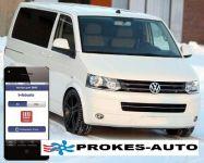 Webasto Přestavbová sada VW T5 AC CLIMATIC včetně ovládání mobilem