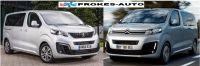Rozšiřovací sada Peugeot Traveller / Citroen SpaceTourer Diesel Mr. 2018