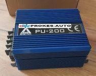 Měnič napětí PU-200 z 24V na 12V / 200W