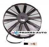 Ventilátor kondenzátoru univerzální sací průměr 280 mm 24V pro klimatizaci