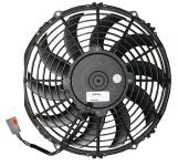 Ventilátor SPAL univerzální sací 305mm 10 lopatek 24V / VA10