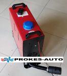 Přenosné topení 230V zdroj 40A / 12V / 5kW Diesel JW Winch
