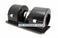 BRANO Ventilátor úplný 24V 120W MTT 323 972065 / IVECO E4420001899
