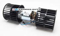 Elektromotor 24V s oběžnými koly pro topení 443132230020