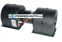 SPAL ventilátor 24V výparníkový radiální 008-B46-02 / 3 rychlosti