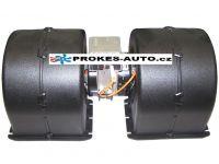 SPAL ventilátor 24V výparníkový radiální 3 rychlost 009-B40-22
