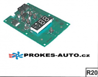 Řídící panel pro klimatizaci Fresco 3000 RT